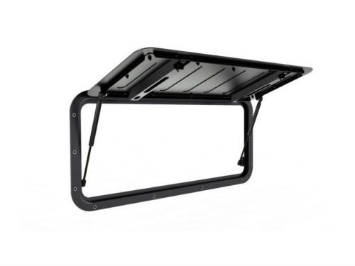 LAND ROVER DEFENDER GULLWING WINDOW / ALUMINIUM - BY FRONT RUNNER - GWLD009