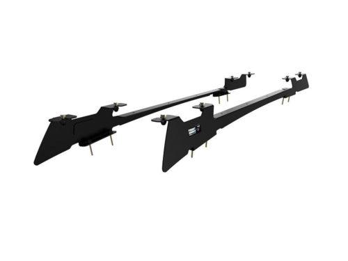 toyota hilux (2005-2015) slimline ii roof rack kit - by front runner