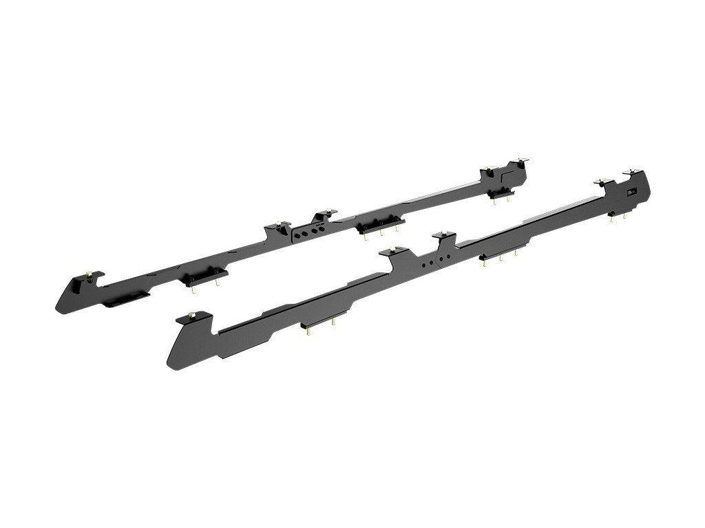 toyota land cruiser 100/lexus lx470 slimline ii roof rack kit - by front runner