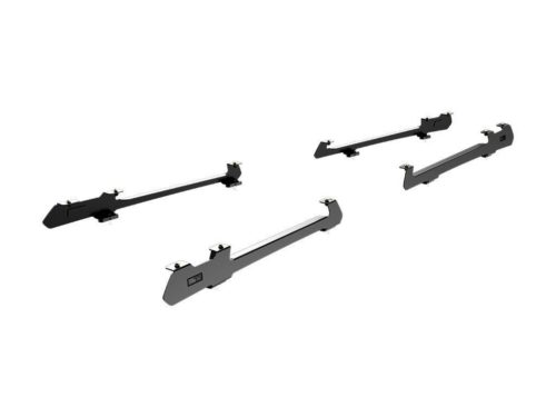 volkswagen t5 transporter (2003-2015) slimline ii roof rack kit - by front runner