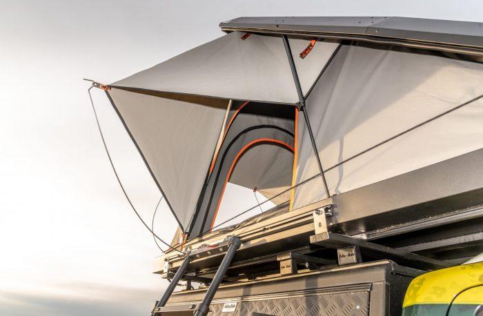 ALU-CAB UK GEN 3.1 New Roof Tent image side 001