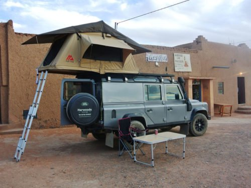 Soft Top Rooftents UK