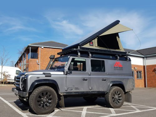 Overland Series Aluminium Hard Top Roof Tents 001