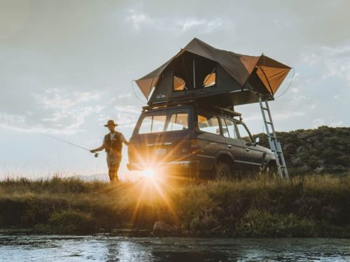 Front Runner Soft Top Tent