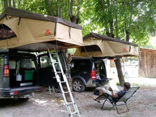 Tuff-Trek ® Soft Roof Tents
