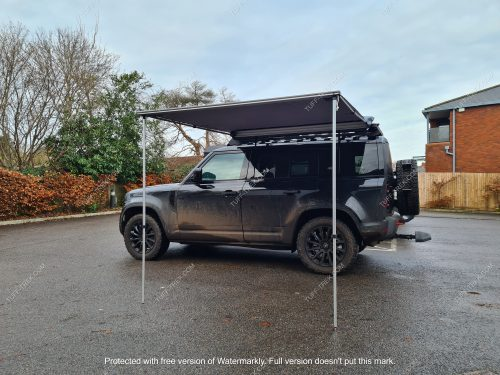 TUFF-TREK CAMPER 4X4 SIDE AWNING TT-A1 new 2021 Defender +001
