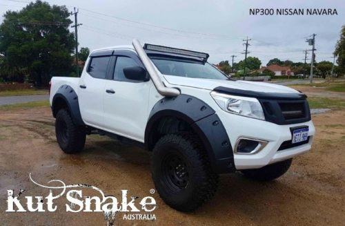 NISSAN NAVARA D23 / NP300 MONSTER