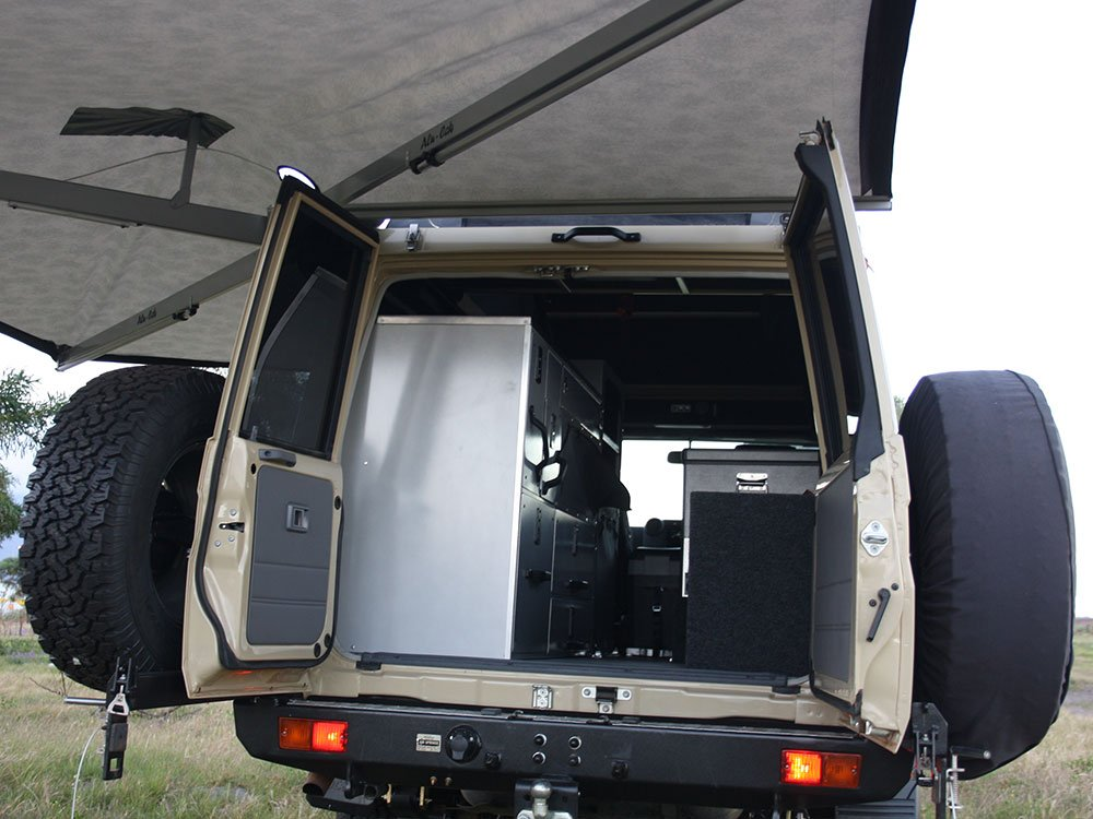 Alucab HERCULES ROOF CONVERSION