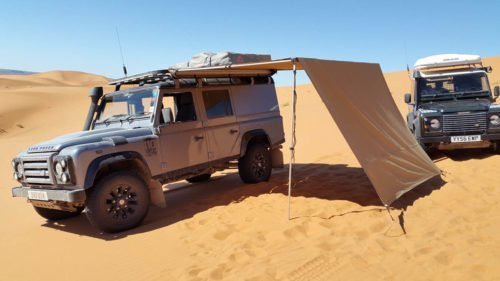 Tuff Trek Awning Extension Kit
