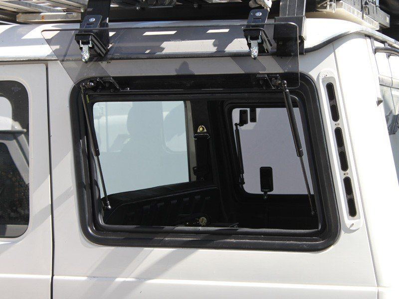 Mercedes Benz Gelandewagen Gullwing Window / Right Hand Side Glass