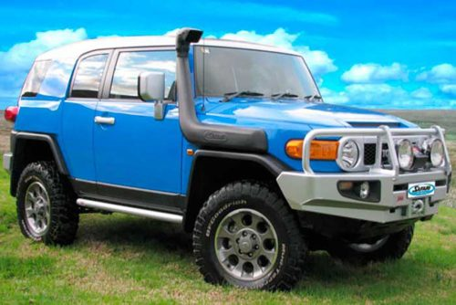 Toyota FJ Cruiser 2010 onwards