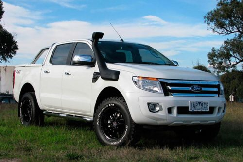 4X4 SNORKEL for the FORD RANGER - PX I, PX II & PX III All Diesel Models 08/2011 Onwards