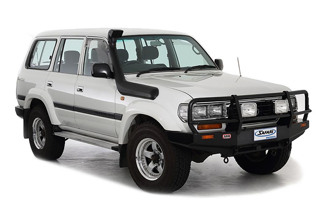 Toyota land cruiser serie 80