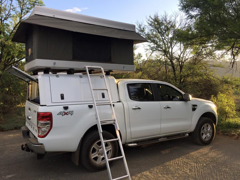 Bundutop Electric Rooftent