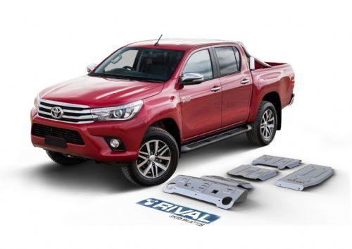 Under Vehicle Protection Toyota Hilux Vigo 2007 - 2015