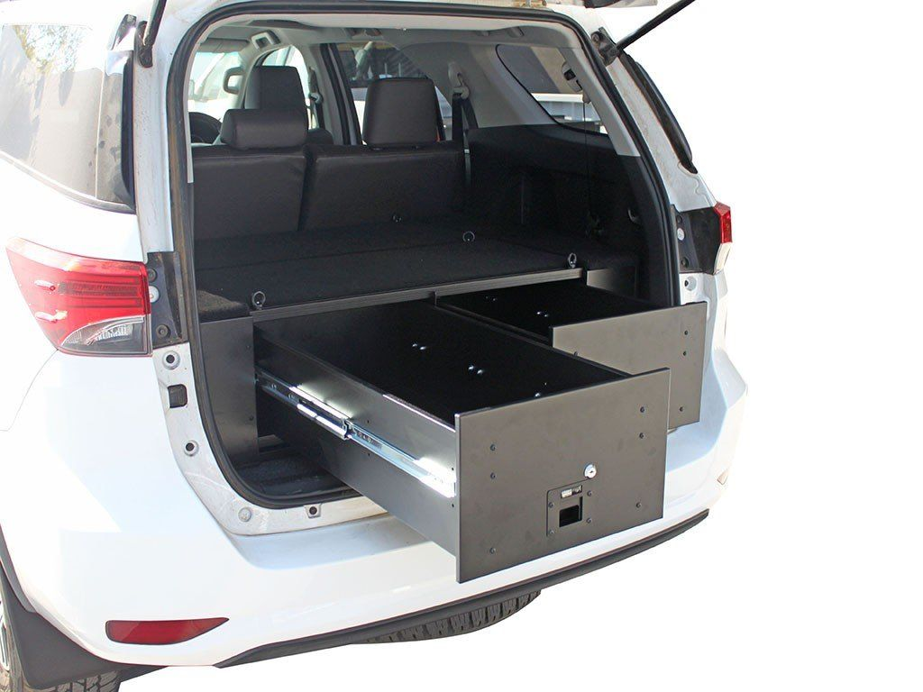 Toyota Fortuner (2016-Current) Drawer Kit