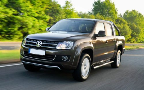 Under Vehicle Protection Volkswagen Amarock 2.0 tdi, 2010 - 2016