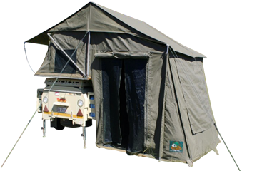 Junior Safari Trailer Tent: