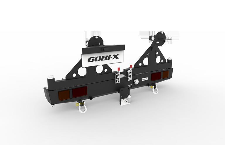 Land Cruiser Bumper - Gobi-X