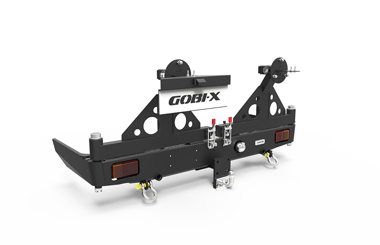 Land Cruiser 76 Bumper - Gobi-X