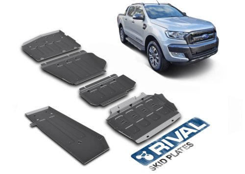 Under Vehicle Protection Ford Ranger PX 2.2, 3.2 2016