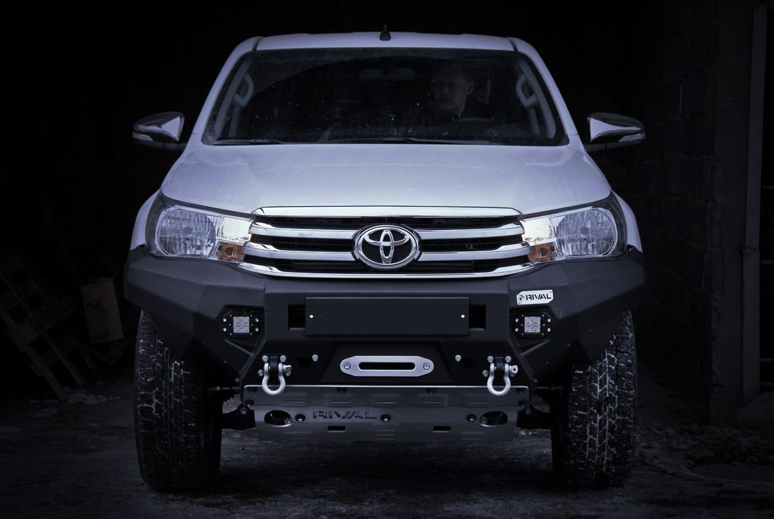 Rival Front Bumpers