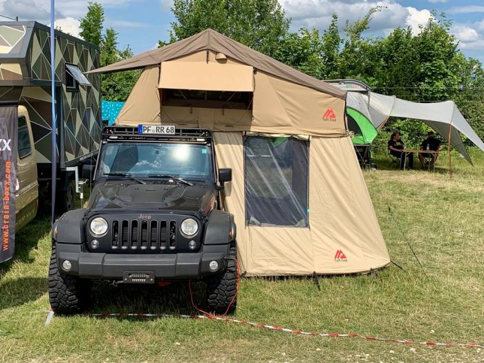 UK Roof Top Tent Guide