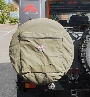 Tuff Trek 174 Spare Wheel Bag Tuff Trek