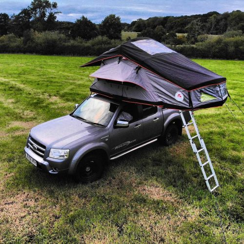 UK best TT-03 ROOF TENT on Ranger