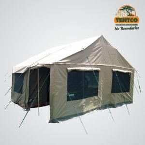 Senior Safari Trailer Tent: