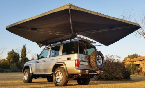 OSTRICH WING AWNING UK
