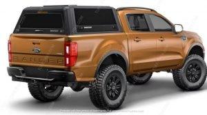 RSI SMART CAP EVOs SPORT Ford Ranger 001