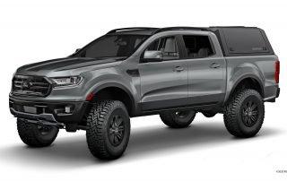 SmartCap+EVOa+Ford+Ranger 001 tuff-trek uk
