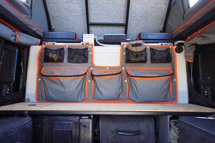 ALU-CAB UK Canopy CAMPER Water-Tank-Kit IMAGE