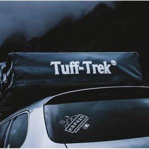 TUFF-TREK UK BEST CAR TOP TENT black travel cover picture 001