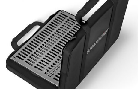 RSI SMARTCAP EVO UK 2021_New SMART FLAME Portable BBQ-Flame-Packed in bag